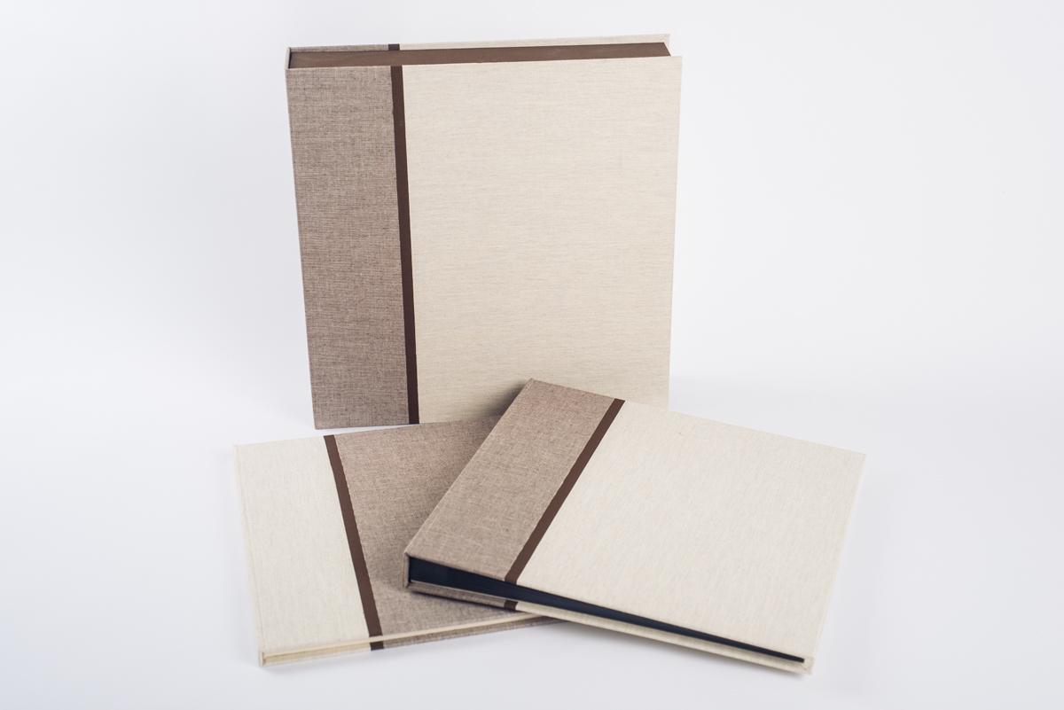 Caja album fotos artesanal2