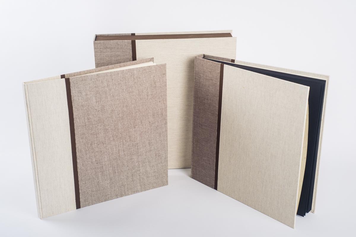 Caja album fotos artesanal4