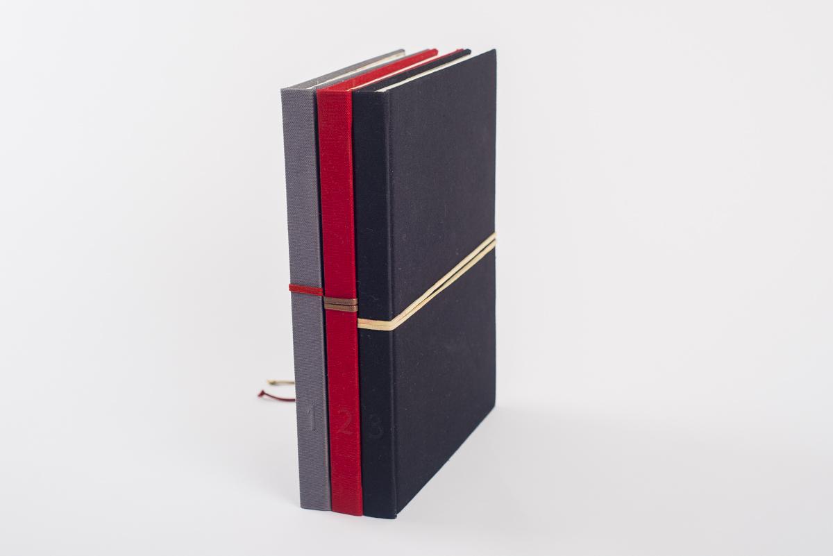 Encuadernacion artesanal de libros